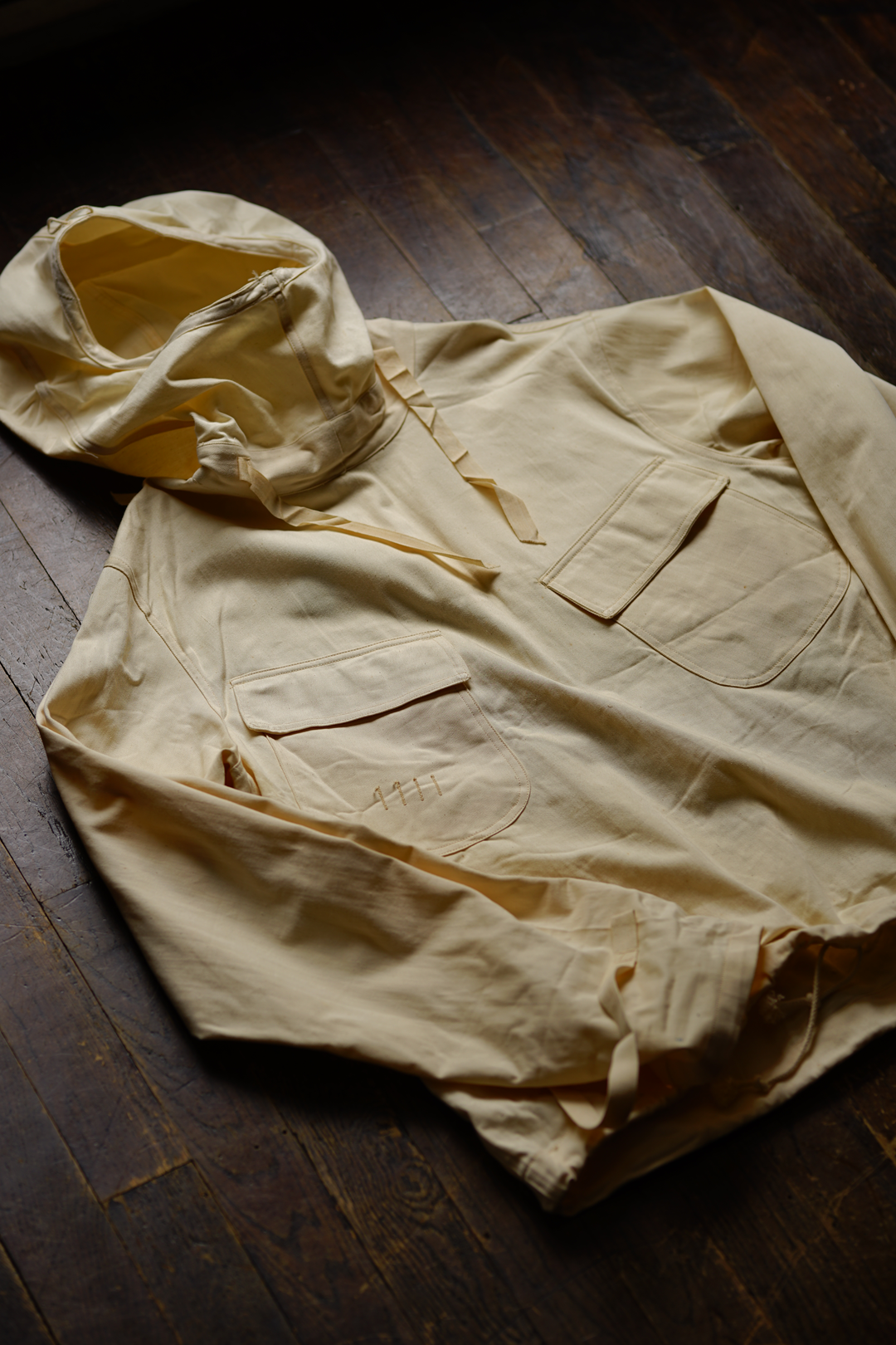 1940's USN SALVAGE PARKA(DEAD STOCK)